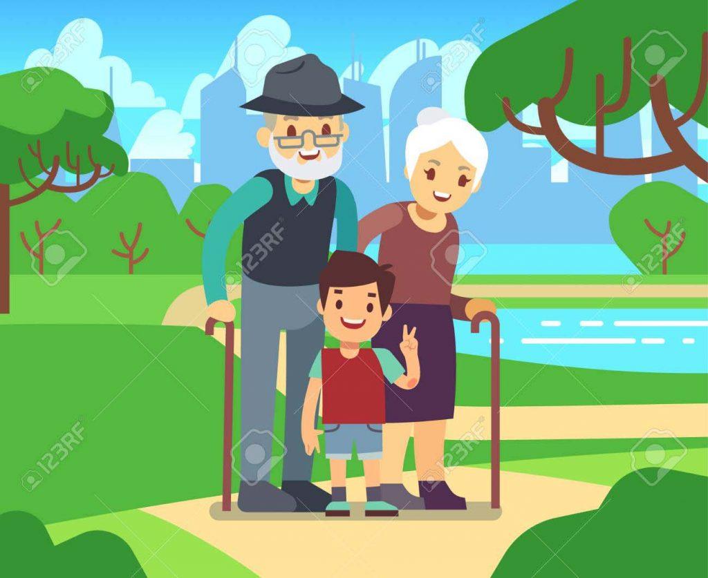 Yaşlıların Aileleri / Yakınlarıyla İlişkileri